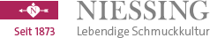 logo Niessing trouwringen